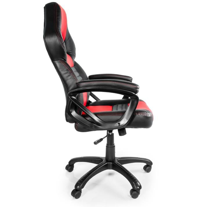 Arozzi Monza Red - Padded Armrests