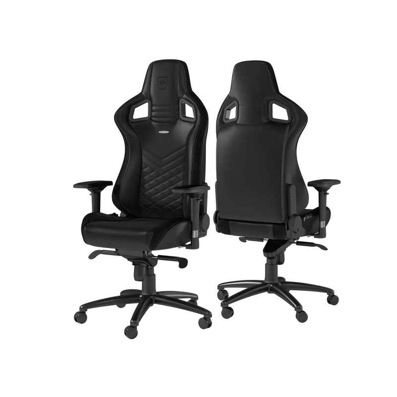 Noblechairs EPIC Leatherette - Back