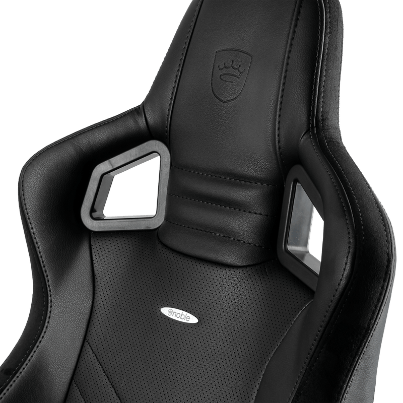 Noblechairs EPIC Leatherette - Logo