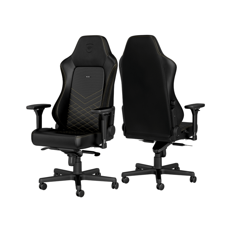 Noblechairs HERO Gold - Back