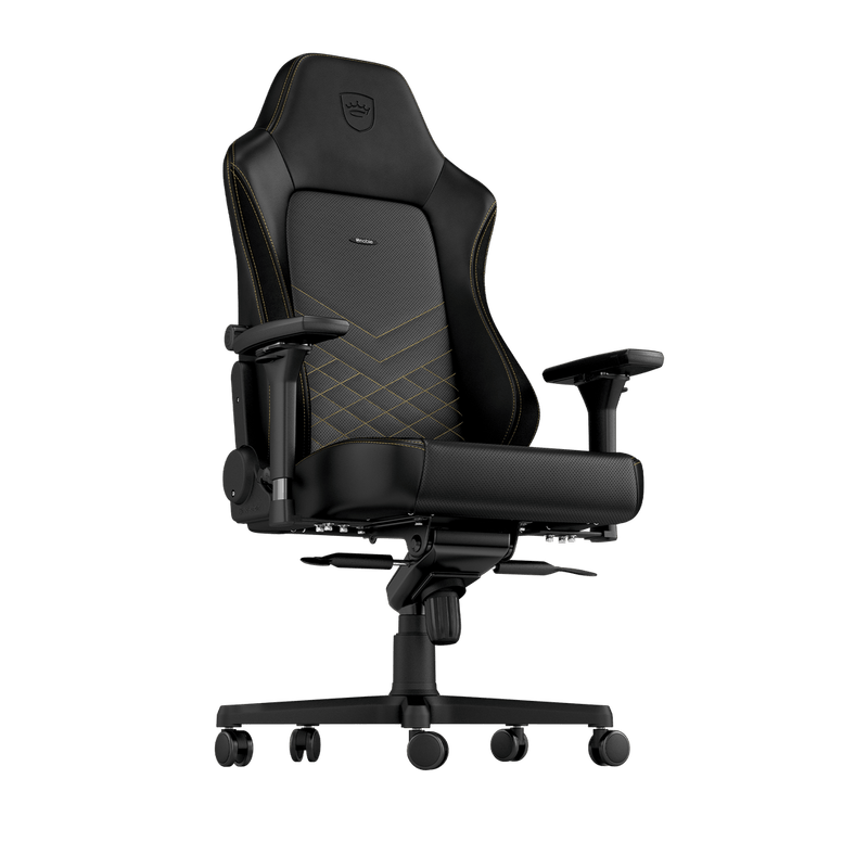 Noblechairs HERO Gold - Front