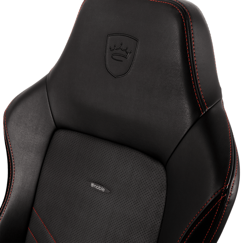 Noblechairs HERO Red - Logo