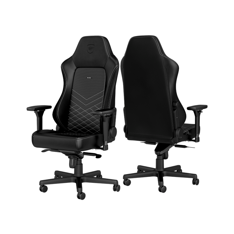 Noblechairs HERO White - Back