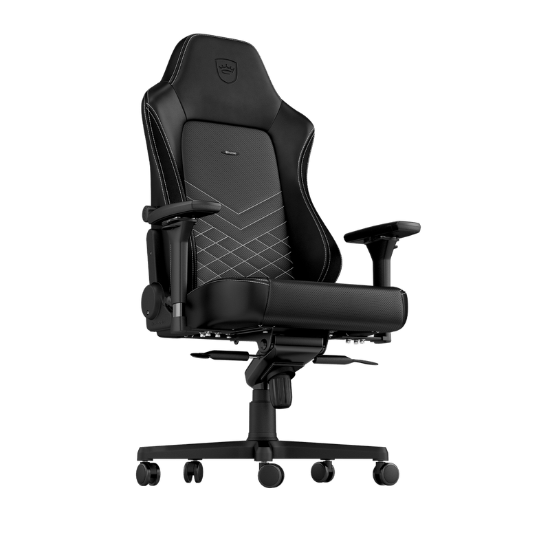 Noblechairs HERO White - Front
