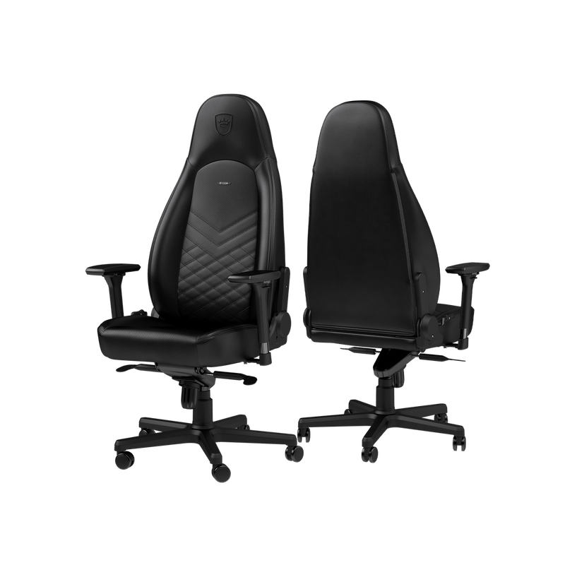 Noblechairs ICON Black - Back