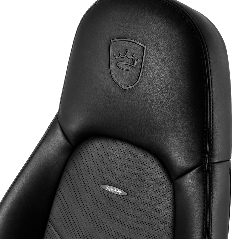 Noblechairs ICON Black - Logo