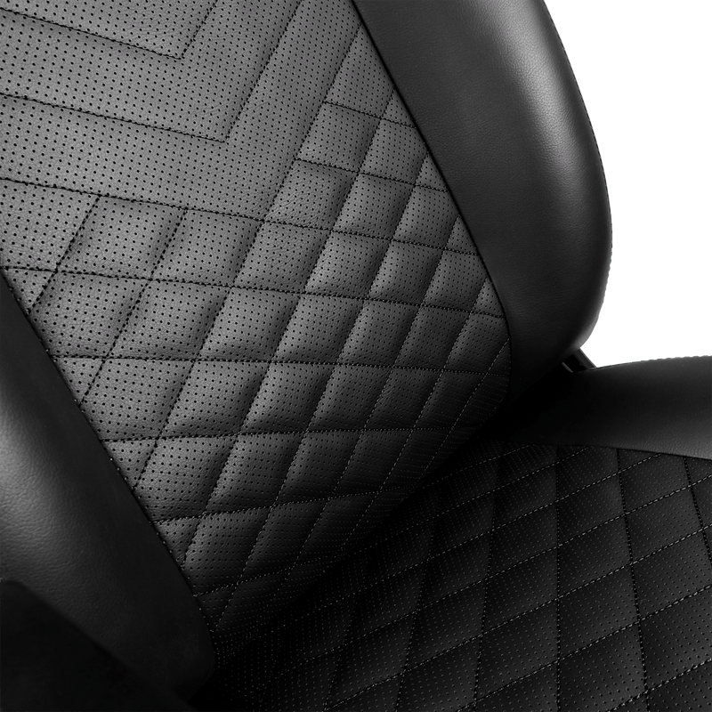 Noblechairs ICON Black - Backseat
