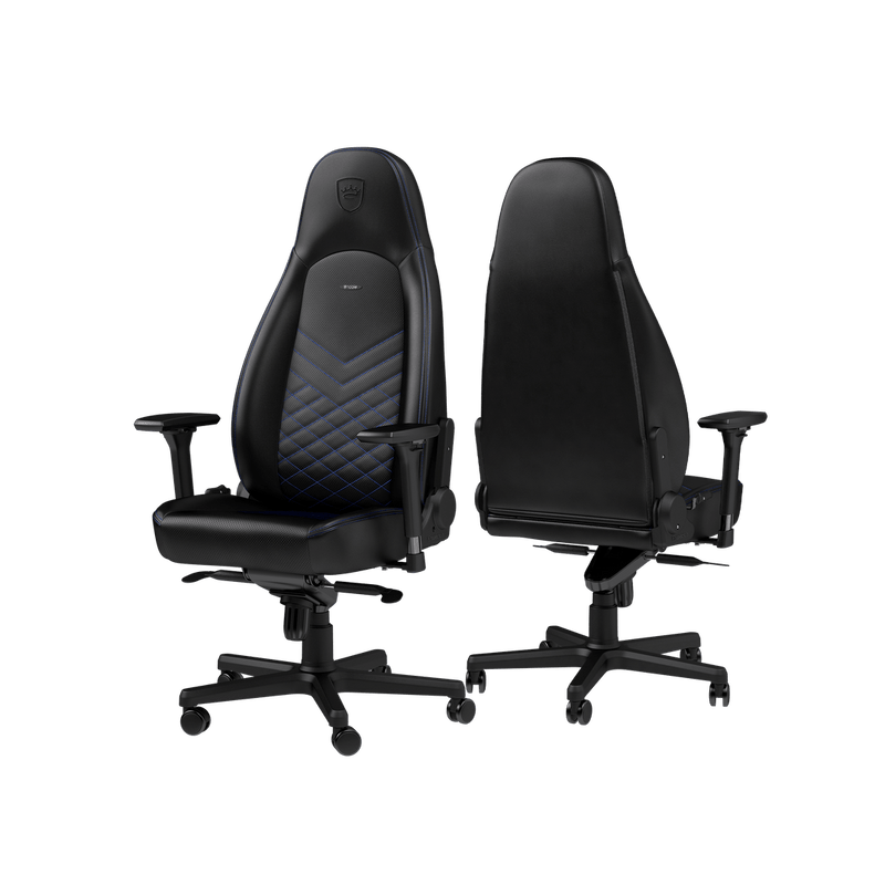 Noblechairs ICON Blue - Back