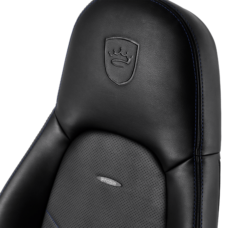 Noblechairs ICON Blue - Logo