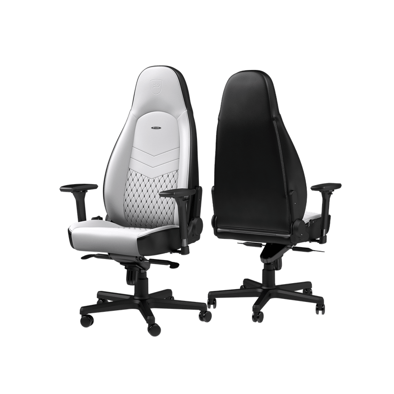 Noblechairs ICON White - Back