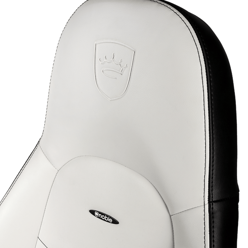 Noblechairs ICON White - Backseat