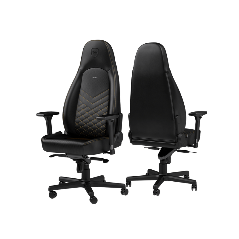 Noblechairs ICON Gold - Back