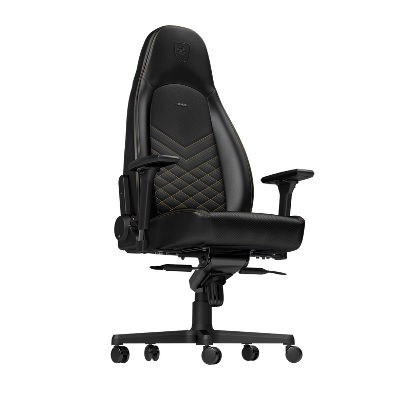 Noblechairs ICON Gold - Front