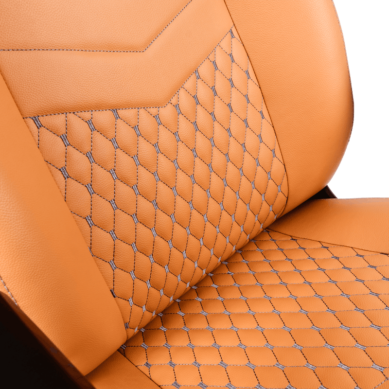 Noblechairs ICON Leather Cognac - Seat