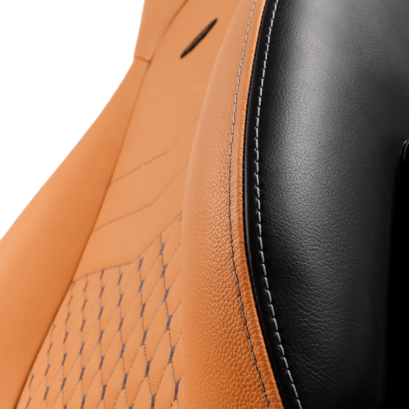 Noblechairs ICON Leather Cognac - Wings