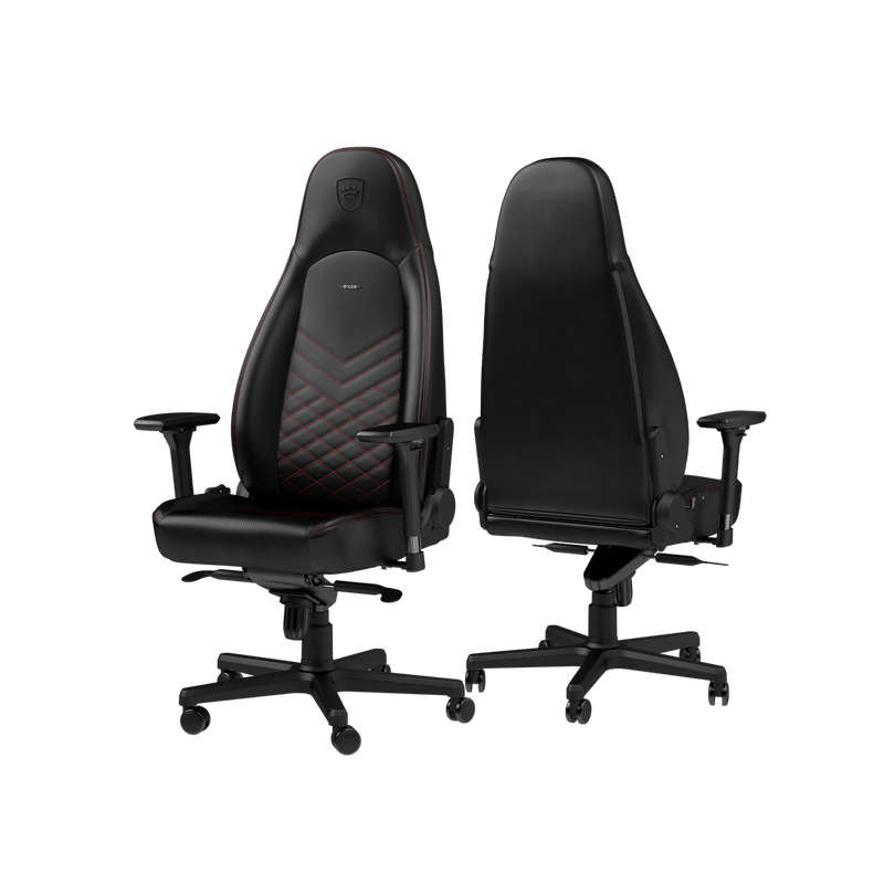 Noblechairs ICON Red - Back