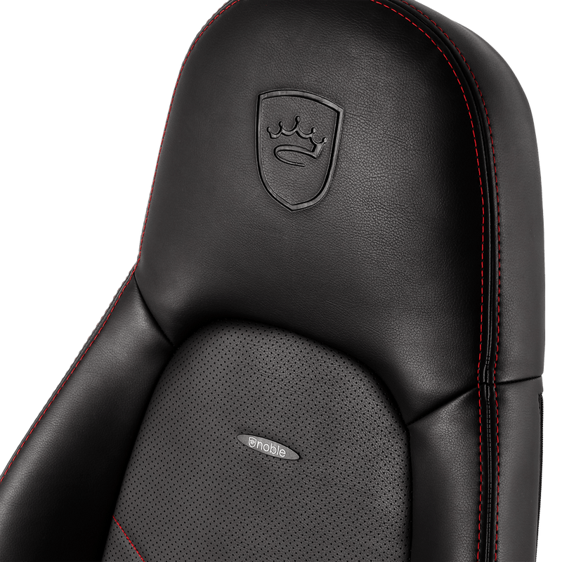 Noblechairs ICON Red - Logo