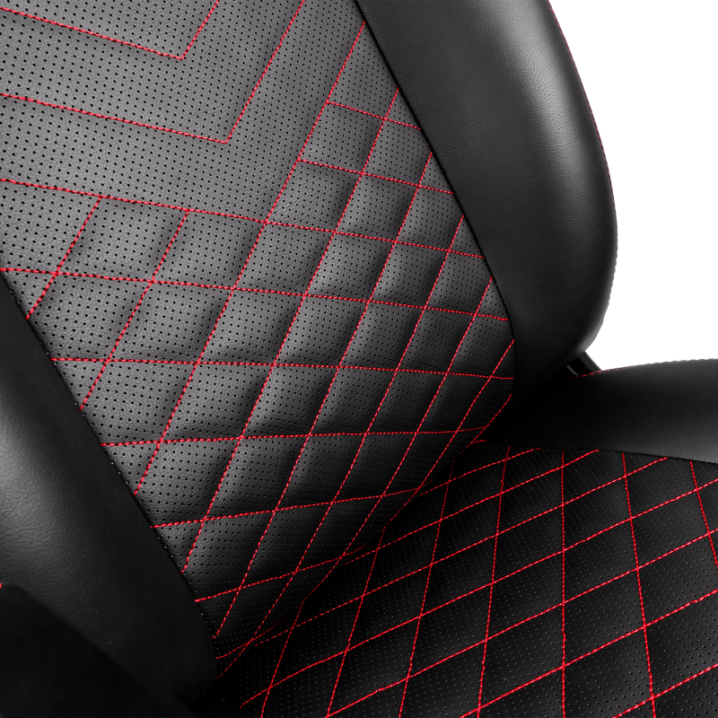 Noblechairs ICON Red - Backseat