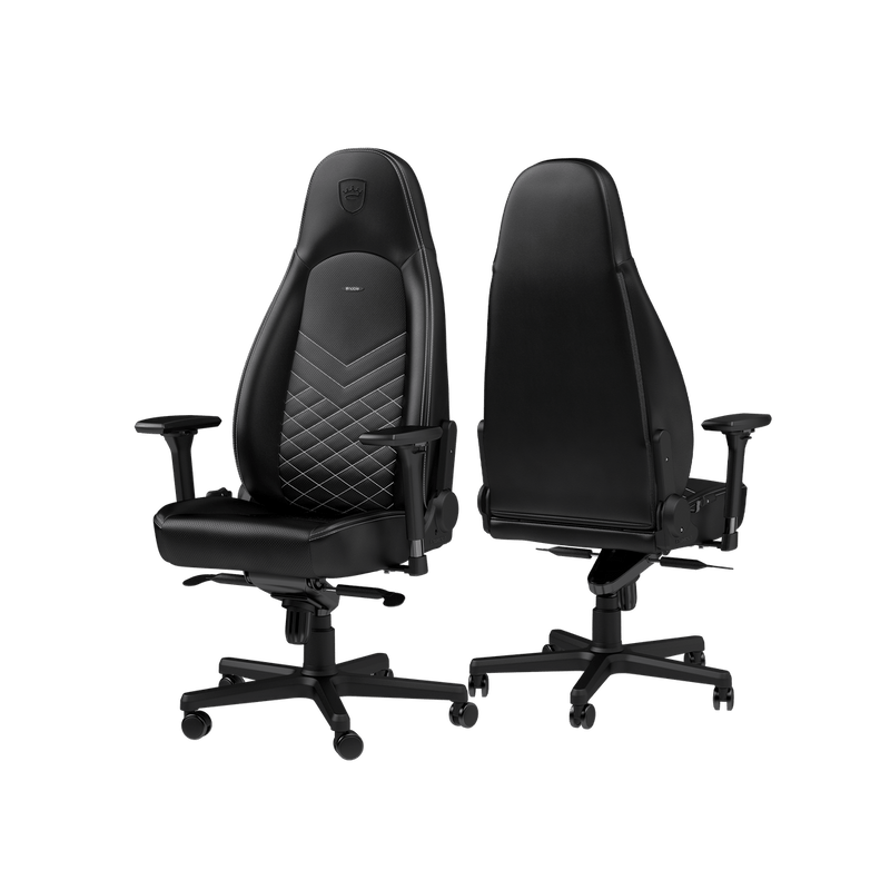 Noblechairs ICON Platinum - Back
