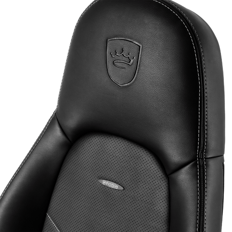 Noblechairs ICON Platinum - Logo