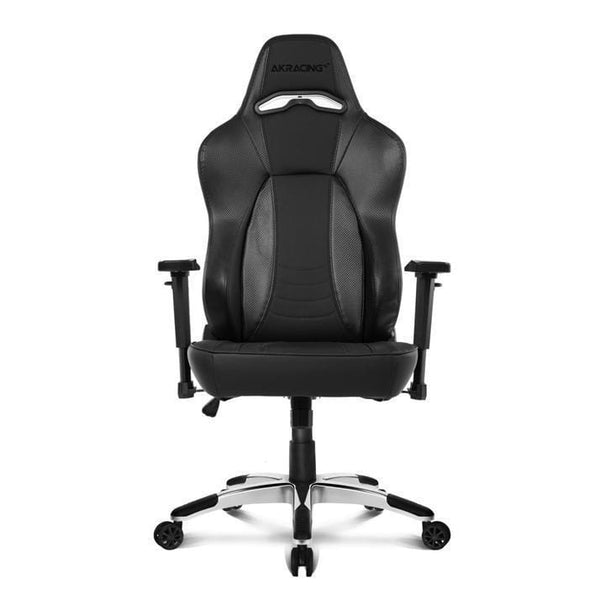 AKRacing Obsidian - Front without cushions