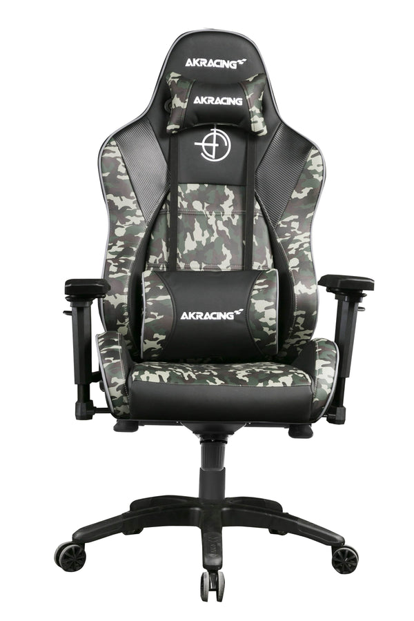 AKRacing Premium Camouflage - Front