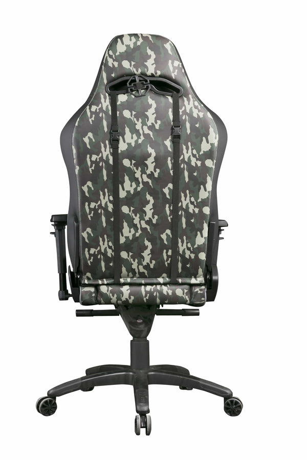AKRacing Premium Camouflage - Back