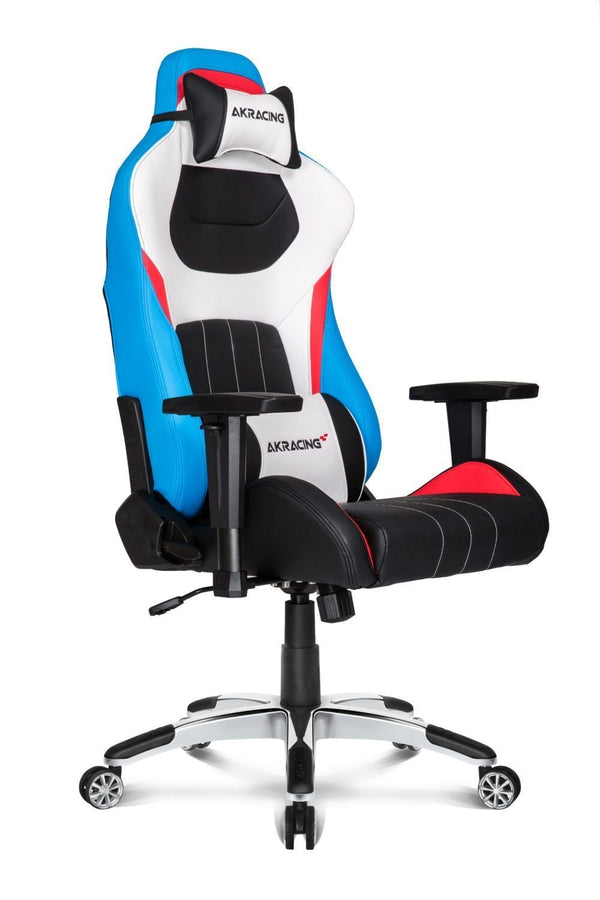 AKRacing Premium Tri-Color - Side Angle