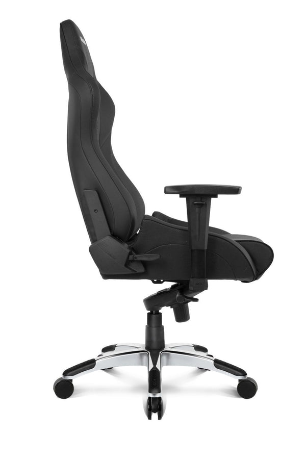 AKRacing Pro Black - Side