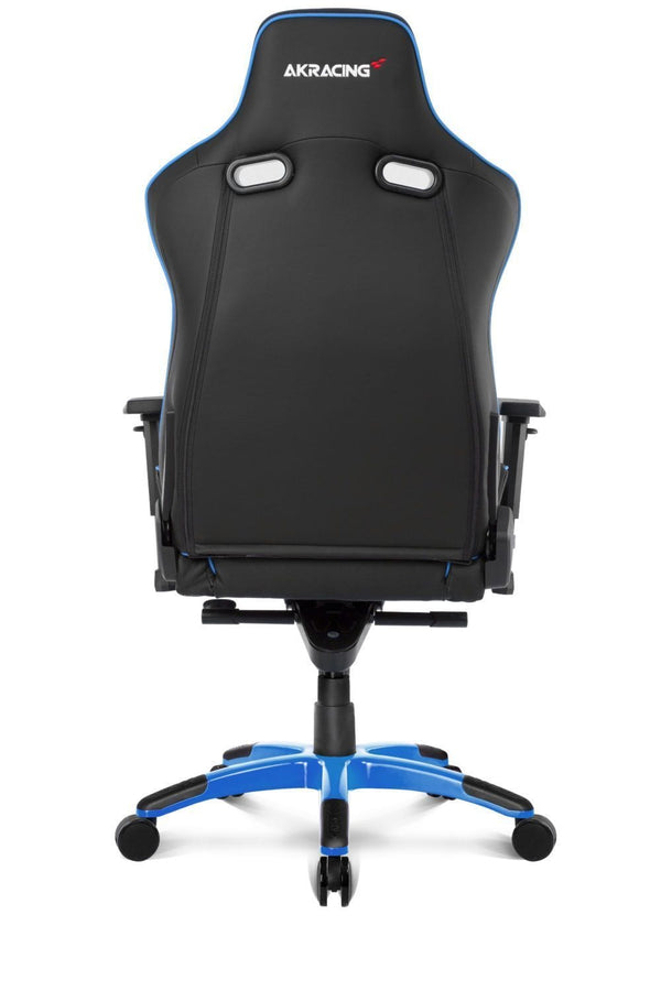 AKRacing Pro Blue - Back