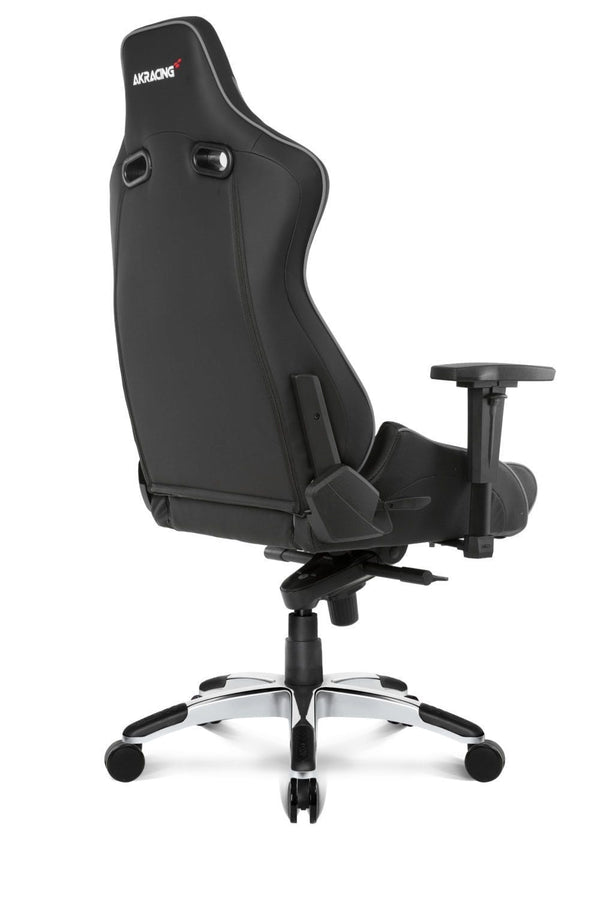 AKRacing Pro Grey - Back Angle