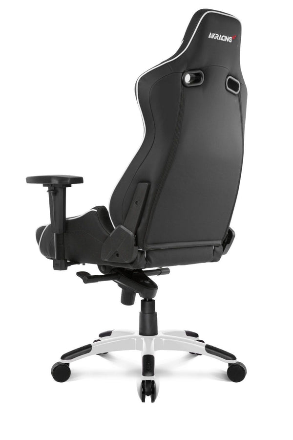 AKRacing Pro White - Back Angle