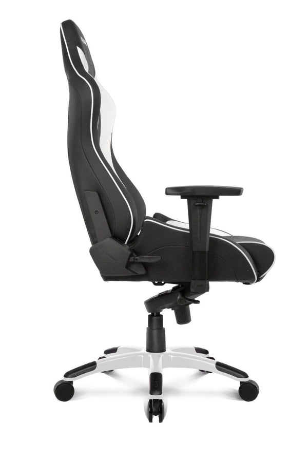 AKRacing Pro White - Side