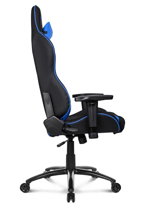 AKRacing SX Blue - Side