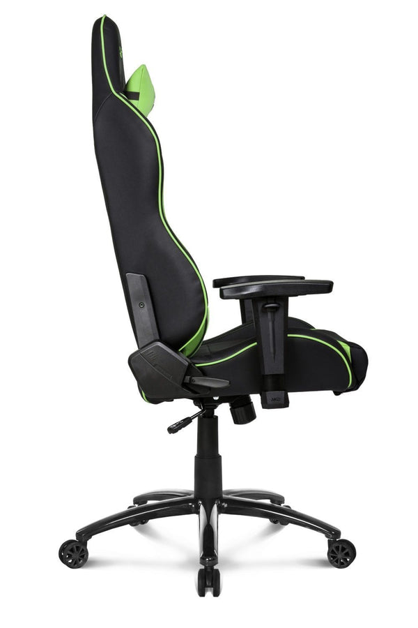 AKRacing SX Green - Side