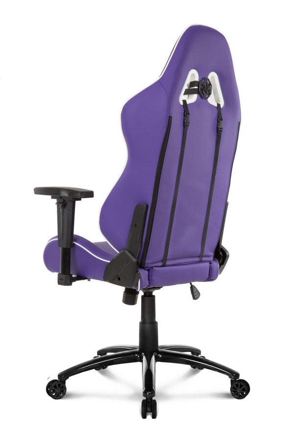 AKRacing SX Lavender (Purple) - Back Angle