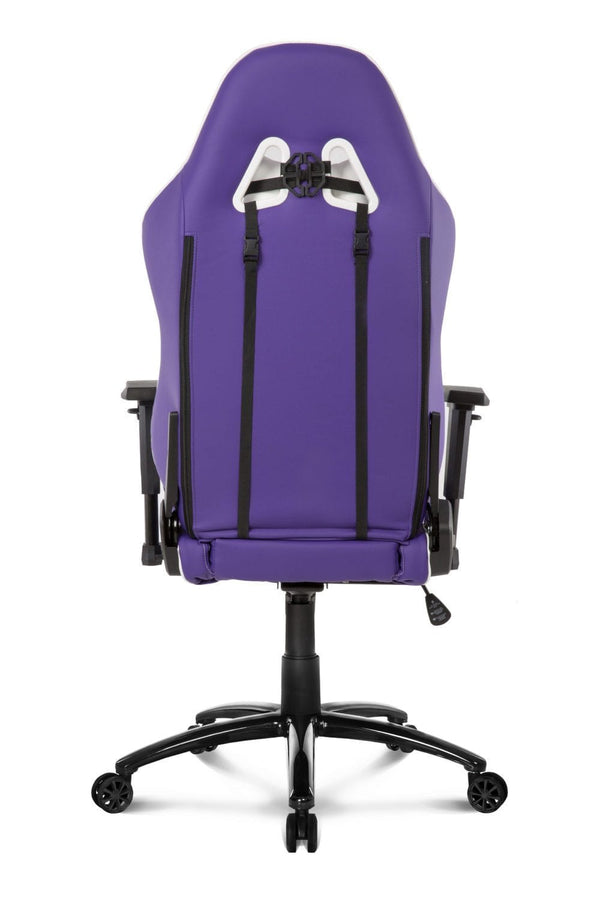 AKRacing SX Lavender (Purple) - Back