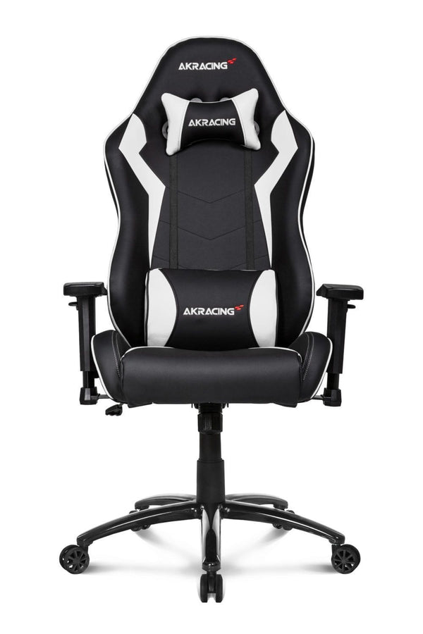 AKRacing SX White - Front
