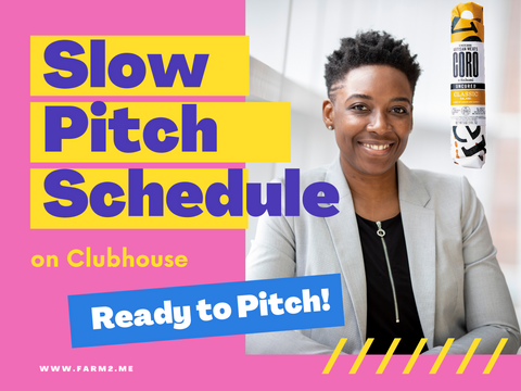 Slow Pitch - Schedule