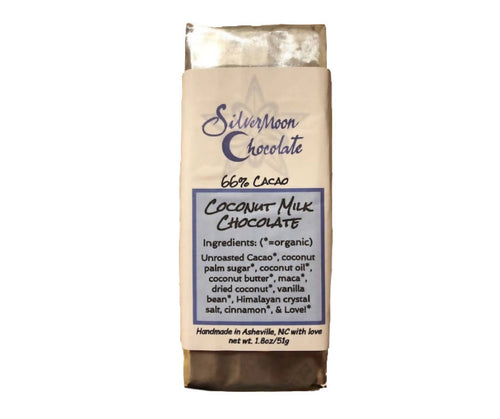 Buy-Silvermoon-Chocolate-66%-Coconut-Milk-Chocolate-12-1.6oz-Farm2Me-Wholesale