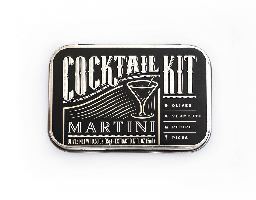 Dirty Martini Kit - 7 Kits
