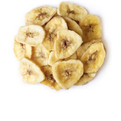 Farm2Me - pantry - Amrita Health Foods - Banana Chips (Unsweetened) - 8oz - Banana Chips (Unsweetened) - 8oz -