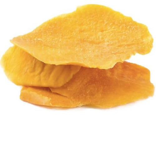 Farm2Me - pantry - Amrita Health Foods - Dried Mango Slices (Unsulfured) - 1 lb - Dried Mango Slices (Unsulfured) - 1 lb -