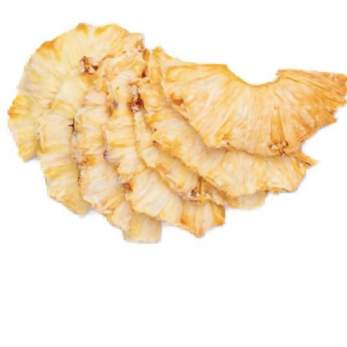 Farm2Me - pantry - Amrita Health Foods - Dried Pineapple Slices - 1 LB - Dried Pineapple Slices - 1 LB -