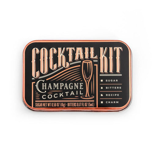 Farm2Me - Beverage - Cocktail Kits 2 Go - Champagne Cocktail Kit - 7 Kits - Champagne Cocktail Kit - 7 Kits - 87080000135