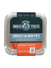 Load image into Gallery viewer, Smoked Salmon Pâté - 12 x 6 oz