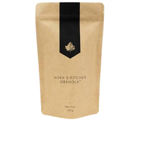 Farm2Me - Pantry - Nora's Kitchen LLC - Vegan Gluten-Free Granola Bag - 24 x 12oz - Vegan Gluten-Free Granola Bag - 24 x 12oz - 6520300030