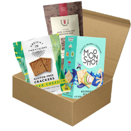 Farm2Me - Sampler Box - Renewal Mill - Earth Day Snack Pack Box - 1 Box x 3 products - Earth Day Snack Pack Box - 1 Box x 3 products - EarthDaySnackBox
