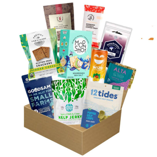 Farm2Me - Sampler Box - Renewal Mill - Ultimate Earth Day Sampler Box - 1 Box x 10 products - Ultimate Earth Day Sampler Box - 1 Box x 10 products -