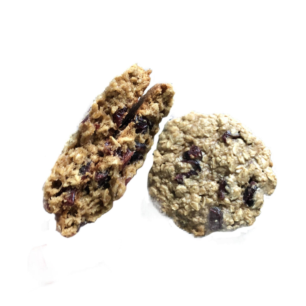 Farm2Me - Bakery - sugar, butter, chocolate - Oatmeal Cranberry Cookies - 120 Pieces - Oatmeal Cranberry Cookies - 120 Pieces -